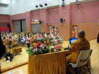 Highlight for album: อธิการบดี มจร ไปปฏิบัติหน้าที่แทนสมเด็จพระพุฒาจารย์ ณ ฮ่องกง