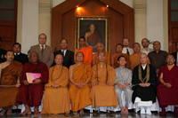 Highlight for album: การประชุมคณะกรรมการอำนวยการสมาคมมหาวิทยาลัยพระพุทธศานานานาชาติ