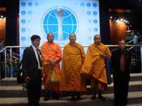 Highlight for album: อธิการบดีไปร่วมประชุมผู้นำศาสนาโลก ณ ประเทศคาซัคสถาน