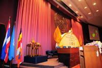 Highlight for album: ประมวลภาพพิธีปิดการประชุมชาวพุทธนานาชาติ เนื่องในวันวิสาขบูชา UN BK