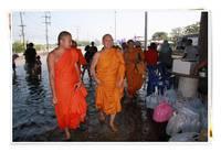 Highlight for album: ประมวลผลภาพศูนย์ช่วยเหลือผู้ประสบภัยน้ำท่วม วันที่ 24 ตุลาคม 2554