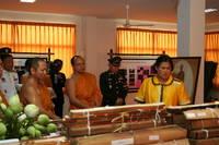 Highlight for album: สมเด็จพระเทพรัตนราชสุดาฯ สยามบรมราชกุมารี ทรงเปิดป้าย มจร วิทยาเขตขอนแก่น