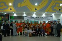 Highlight for album: อธิการบดีและผู้บริหารมหาวิทยาลัยไปประชุมวิทยาลัยเผยแผ่พระพุทธศาสนาดองกุก เมืองพูซาน ประเทศเกาหลี