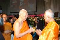 Highlight for album: งานวิสาขบูชาโลกในประเทศไทย วันที่ ๑๘ พฤษภาคม ๒๕๔๘ ภาคเช้า