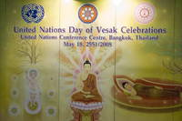 Highlight for album: United Nations Day of Vesak Celebrations 2551/2008
